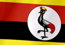 the flag of uganda