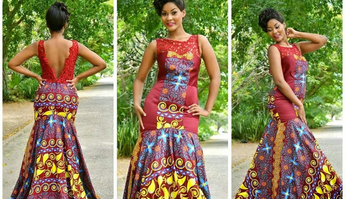 Kitenge Dreseses Fashion And Design My Uganda