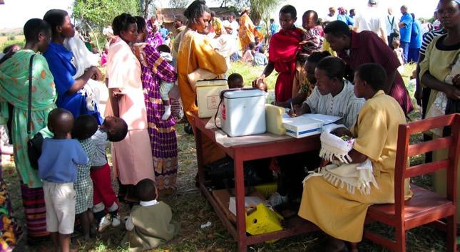 immunisation day