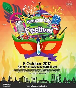 Kampala city Festival