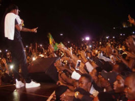 Uganda's celebrities