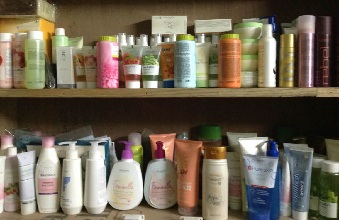 Dealers in Skin care products