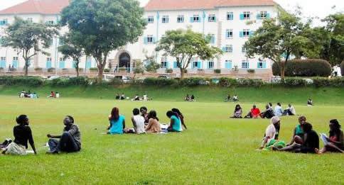 68th graduation at Makerere