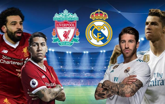 Madrid-Liverpool finals
