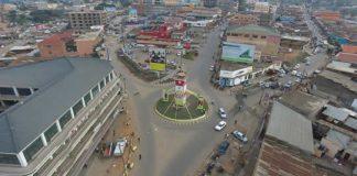 Cities in Uganda