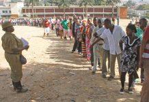 Uganda local council elections