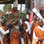 kabaka coronation