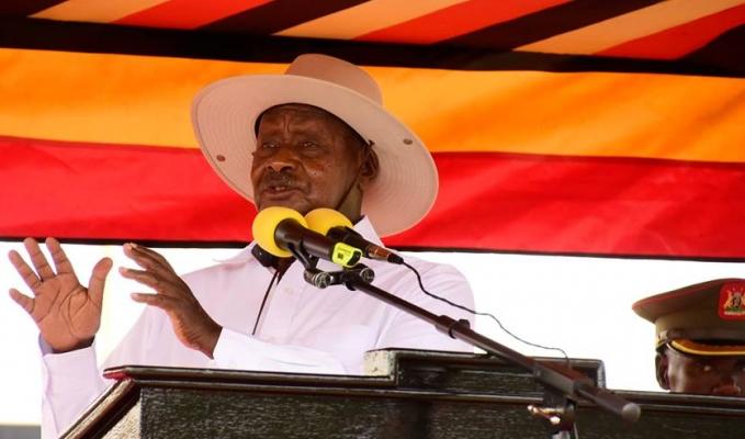 Uganda celebrates indepedence