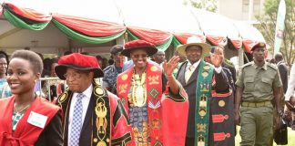 69th Graduation at Makerere University