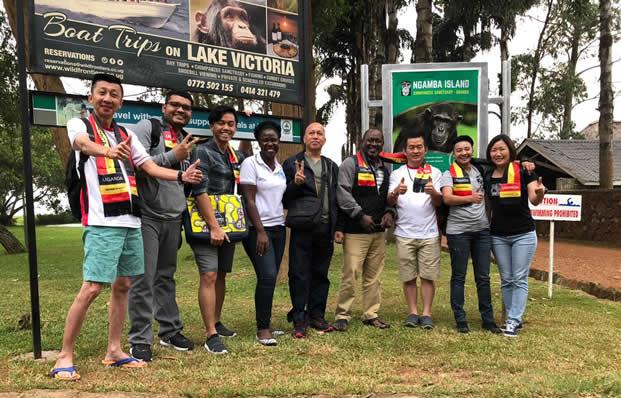 Uganda hosts Malaysian travel agents