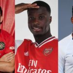 New EPL signings